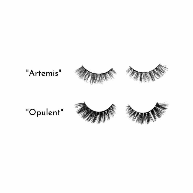 """Artemis"" & ""Opulent"" Lash Bundle"