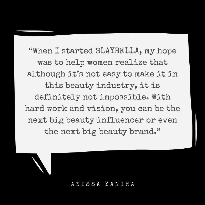 Anissa Yanira Quote
