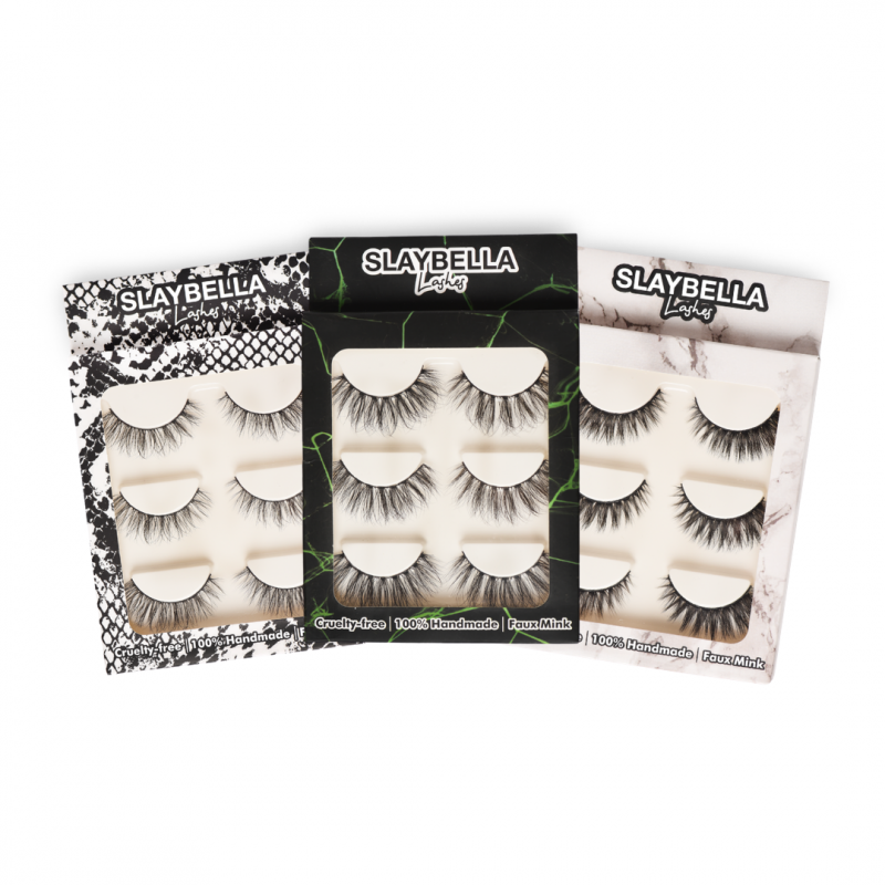 The Trio Lash Bundle
