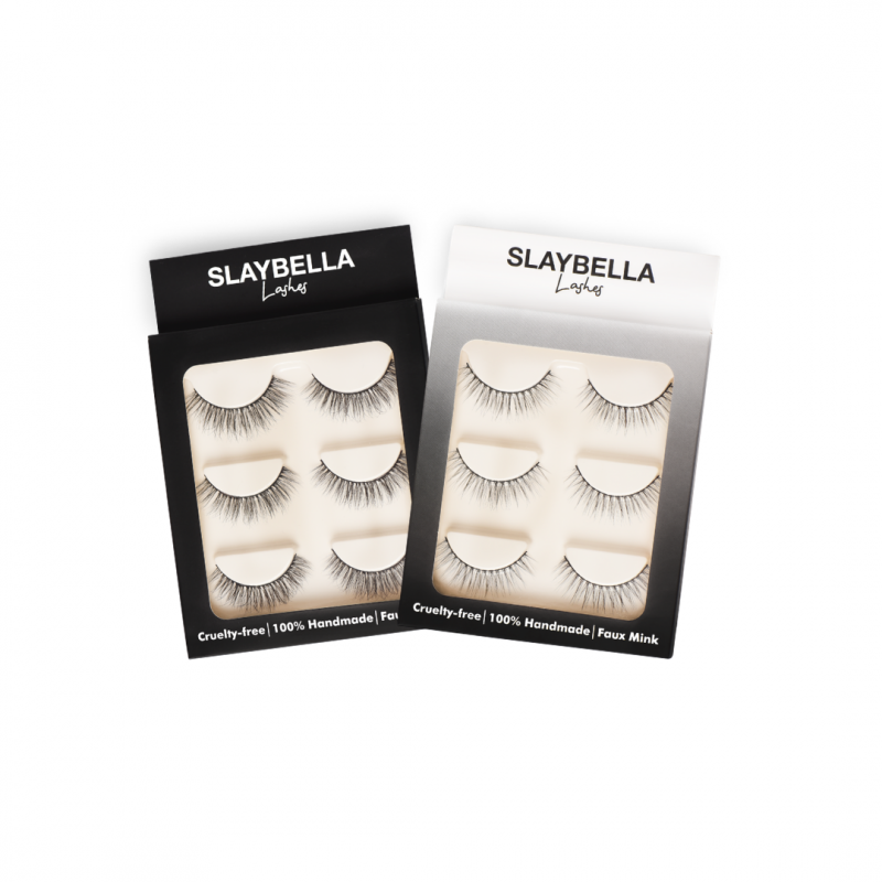 """Inception"" & ""Starlit"" Lash Bundle"